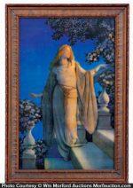 Maxfield Parrish Large Enchantment Image