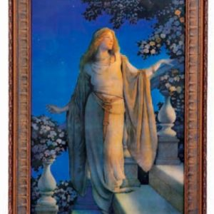 Maxfield Parrish Large Enchantment Image