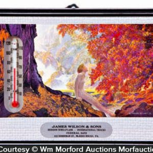 Maxfield Parrish Dreaming Thermometer