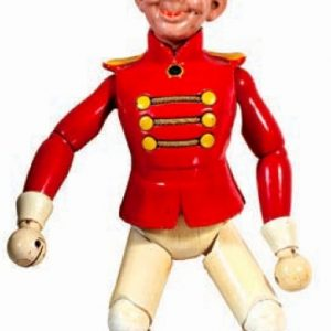 General Electric Bandy Doll