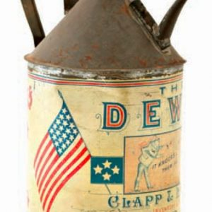 Dewey Oil Can