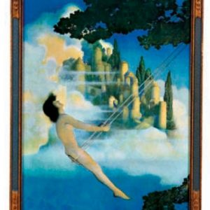 Maxfield Parrish Dinkey Bird Print