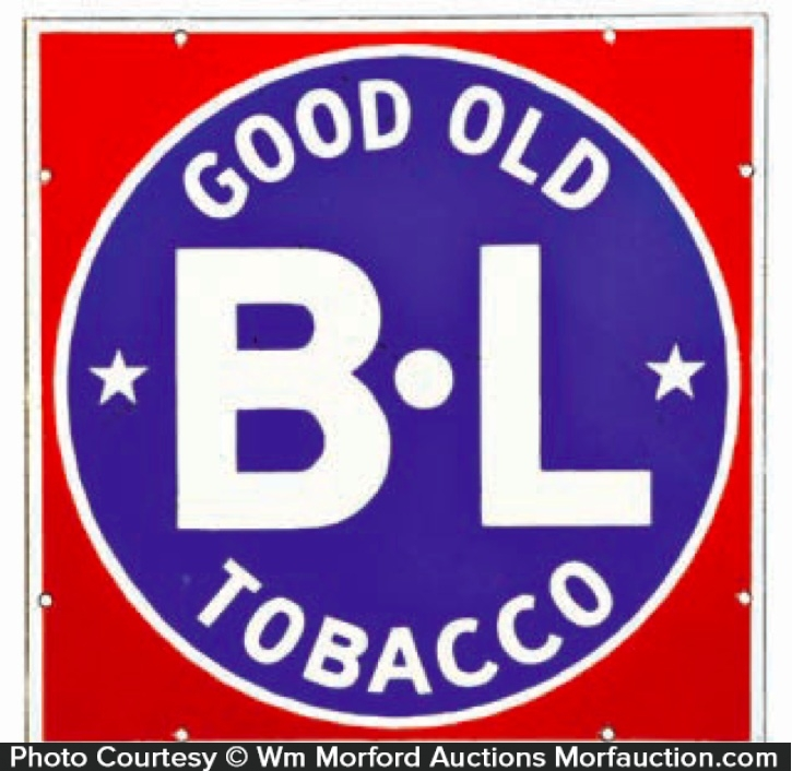Bl Tobacco Sign