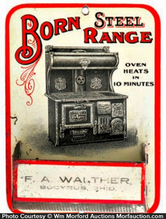 Born Ranges Match Holder