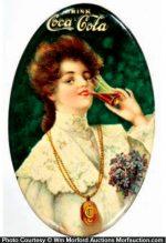 1906 Coca-Cola Mirror