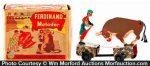 Ferdinand and Matador Bull Toy