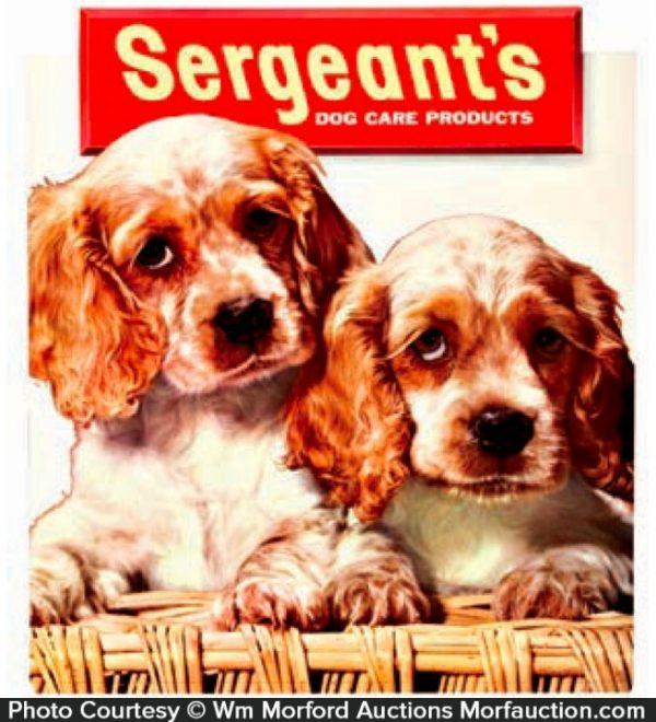 Sergeant's Veterinary Sign