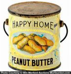 Happy Home Peanut Butter Pail