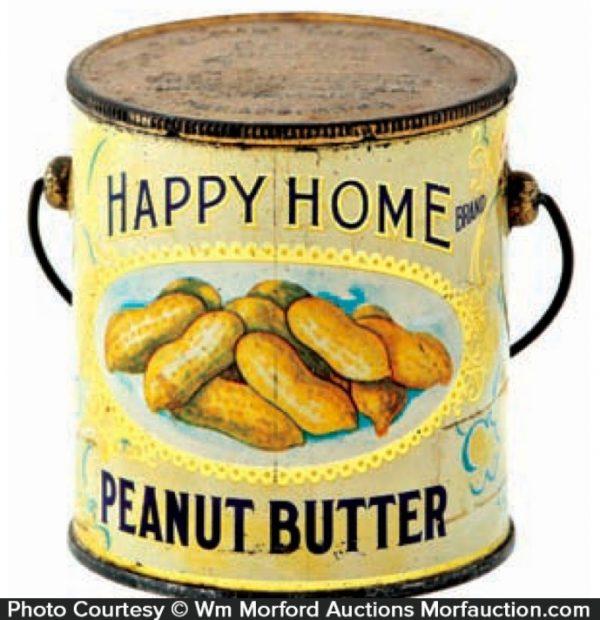 Happy Home Peanut Butter Pail