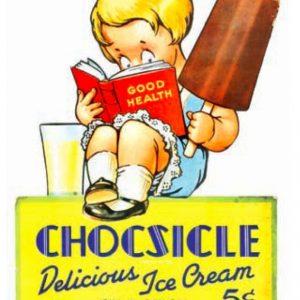 Chocsicle Sign