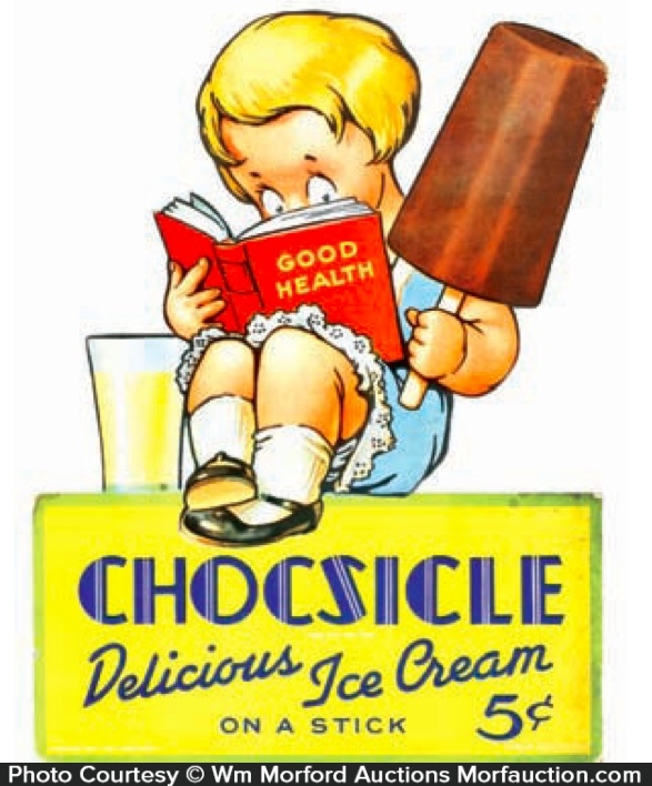 Chocsicle Sign