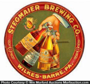 Stegmaier Brewing Tip Tray
