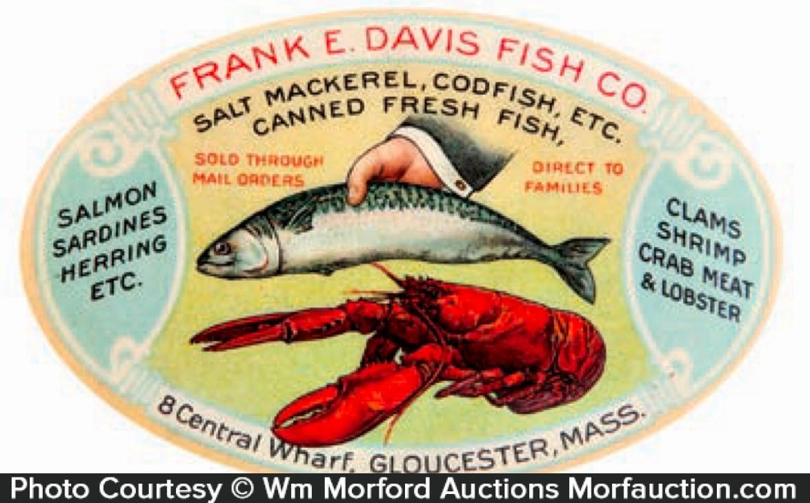 Frank Davis Fish Mirror