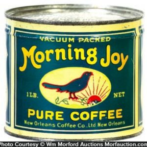 Morning Joy Coffee Can