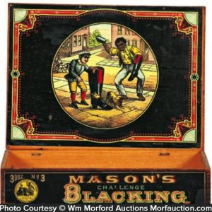 Mason's Blacking Box