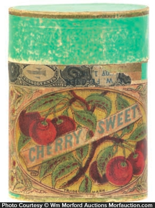 Cherry Sweet Tobacco Box