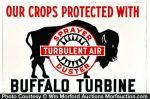 Buffalo Turbines Sign