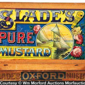 Slade's Mustard Box