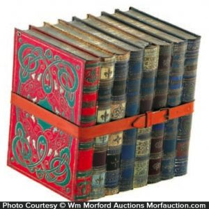 Huntley and Palmers Books Biscuit Tin