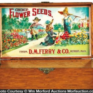 Ferry Flower Seeds Box