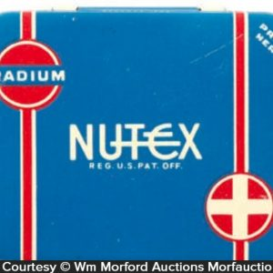 Nutex Radium Condom Tin