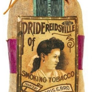 Pride Of Reidsville Tobacco Pouch