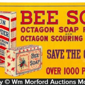 Bee Soap Sign
