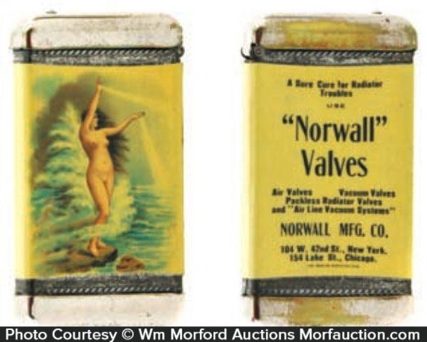 Norwall Valves Match Safe