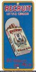Recruit Cigars Door Push Sign
