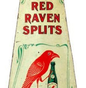 Red Raven Shoe Horn