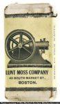 Lunt Moss Match Safe