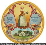 Baker's Cocoa Tray