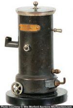 Water Heater Match Holder