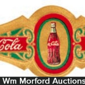 Coca-Cola Cigar Band