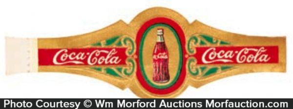 Coca-Cola Cigar Band