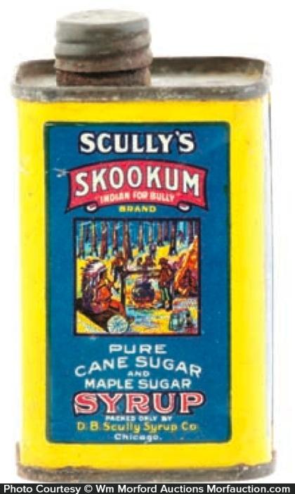 Skookum Maple Syrup Sample