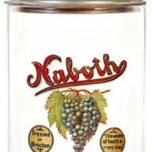 Naboth Grape Juice Dispenser