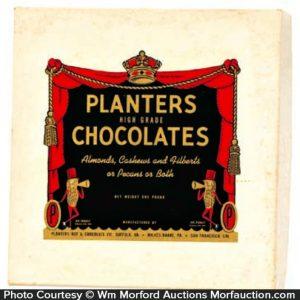 Planters Chocolates
