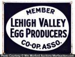 Lehigh Valley Egg Sign