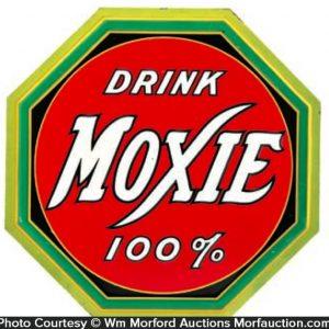 Moxie 100% Sign