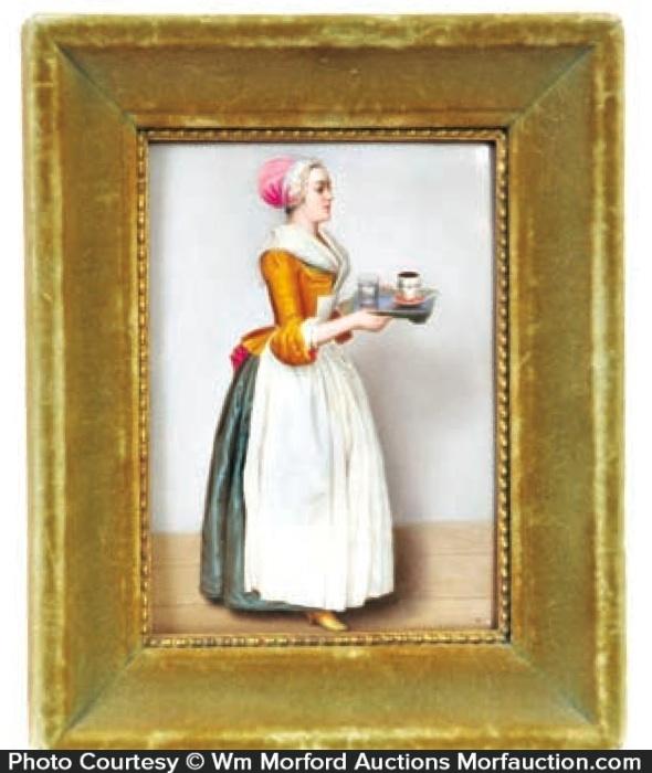 Baker's Cocoa Plaque