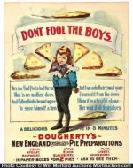 Dougherty's Pie Filling Poster