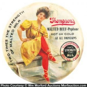 Thompson's Beef Peptone Mirror