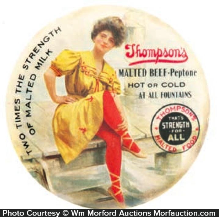 Thompson's Beef Peptone Mirror