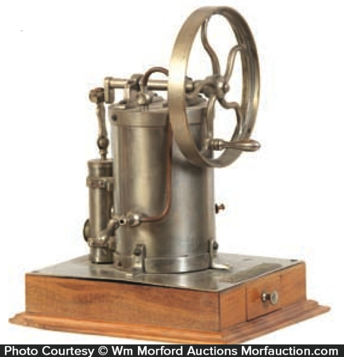 Steam Pump Cigar Cutter