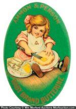 Baby Butterine Mirror