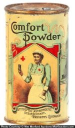 Comfort Powder Tin