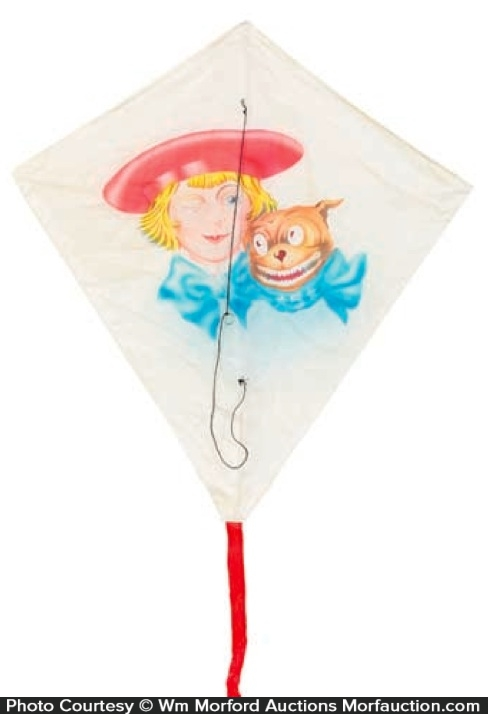 Buster Brown Kite