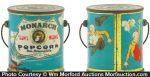 Monarch Teenie-Weenie Popcorn Tin
