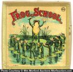 Frog School Game
